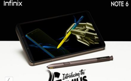Infinix Note 6 with triple rear cameras, Helio P35 SoC