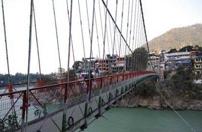 Lakshman Jhula - Rishikesh's iconic suspension bridge unsafe, beyond repair