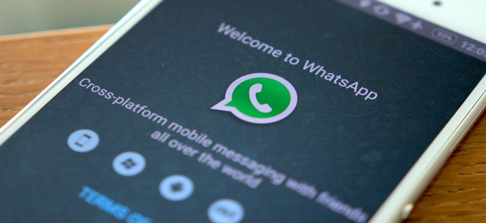 WhatsApp (File Photo)