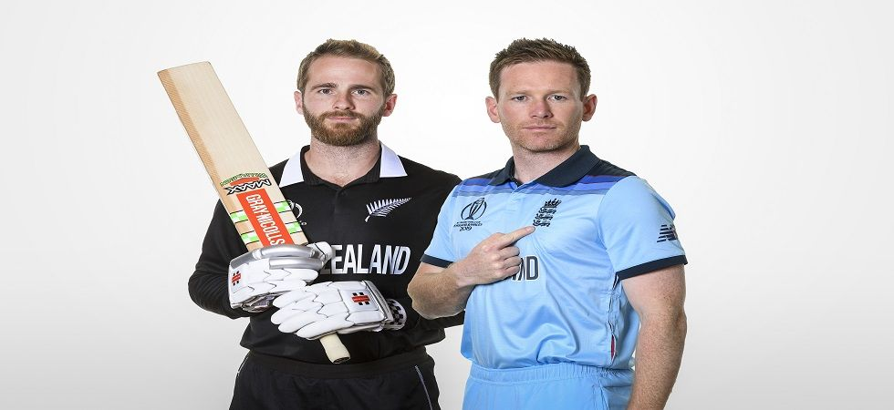 England and New Zealand will be gunning for their first World Cup title when they clash at Lord's on Sunday. (Image credit: Getty Images)