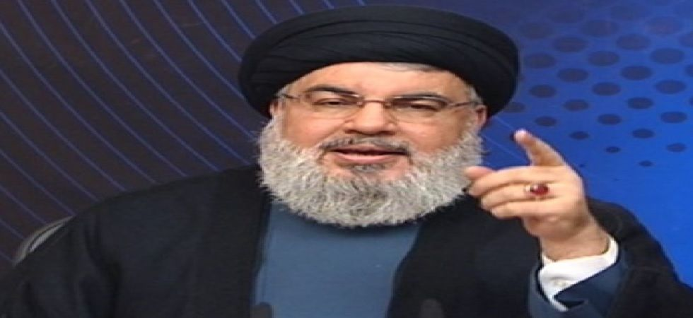 Hezbollah chief Hassan Nasrallah said neither Saudi Arabia nor the United Arab Emirates had any interest in a conflict erupting