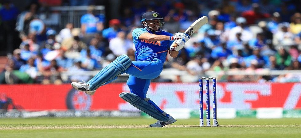 MS Dhoni played his last World Cup game against New Zealand (Image Credit: Twitter)