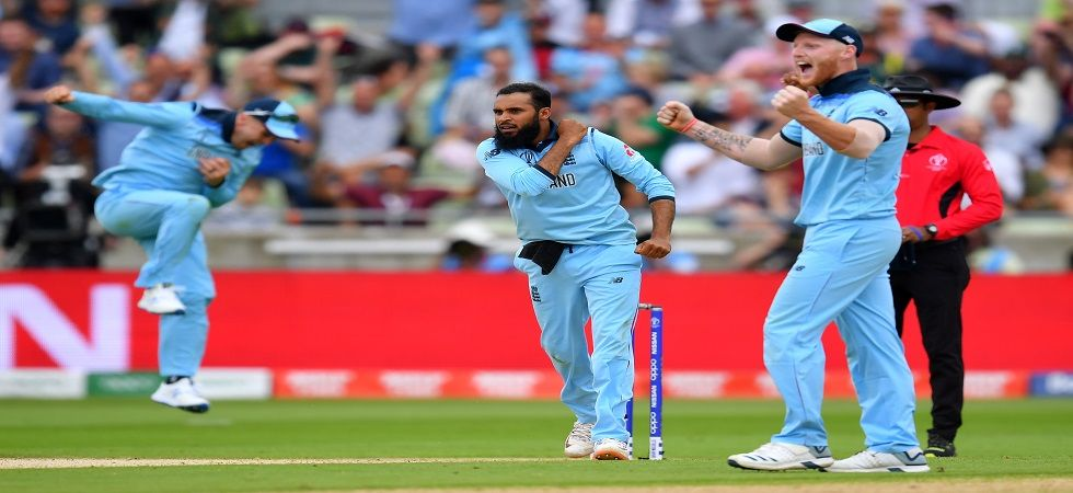Adil Rashid will be determined to give glory to England ahead of their ICC Cricket World Cup final against New Zealand in Lord's. (Image credit: Getty Images)