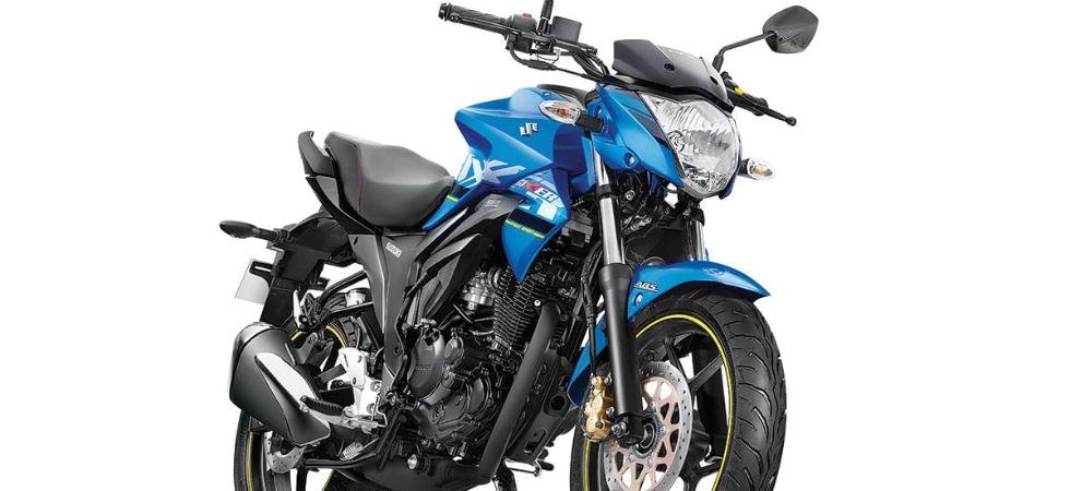 Suzuki Gixxer 155 cc (Photo Credit: Twitter)