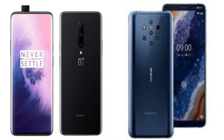 OnePlus 7 Pro vs Nokia 9 PureView: Which smartphone you