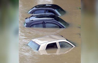 10,000 people rendered homeless in Tripura flood