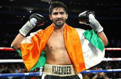 Vijender Singh wins 11th consecutive Pro-Boxing bout, beats Mike Snider in US Professional circuit debut