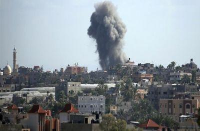Rockets fired by jihadists kill 6 civilians in Syria's Aleppo: state media