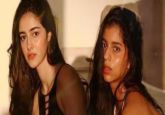 WATCH: Ananya Panday and Suhana Khan taking dance floor by storm