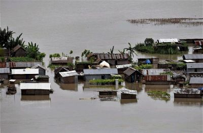 Flood fury: Death count reaches 55 in Assam, Bihar; 14 killed in UP rain incidents