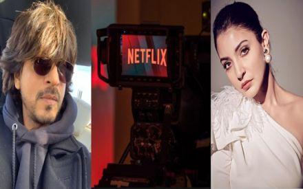 Shah Rukh Khan, Anushka Sharma to produce 'Betal', 'Mai