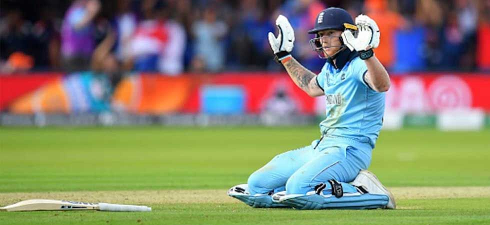 Ben Stokes was awarded man of the match award in the World Cup final for his fighting innings.