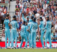 THIS is how media in England and New Zealand reported World Cup final