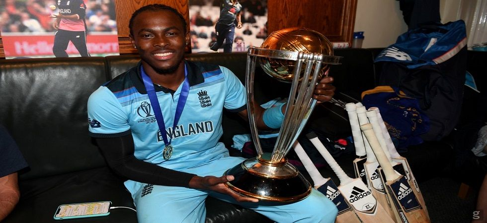 Jofra Archer proved to be England's trump card in World Cup 2019 (Image Credit: Twitter)