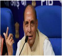 India, China exercising restraint in Doklam: Defence Minister Rajnath Singh
