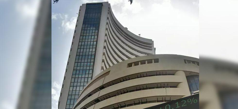 Opening Bell of Sensex