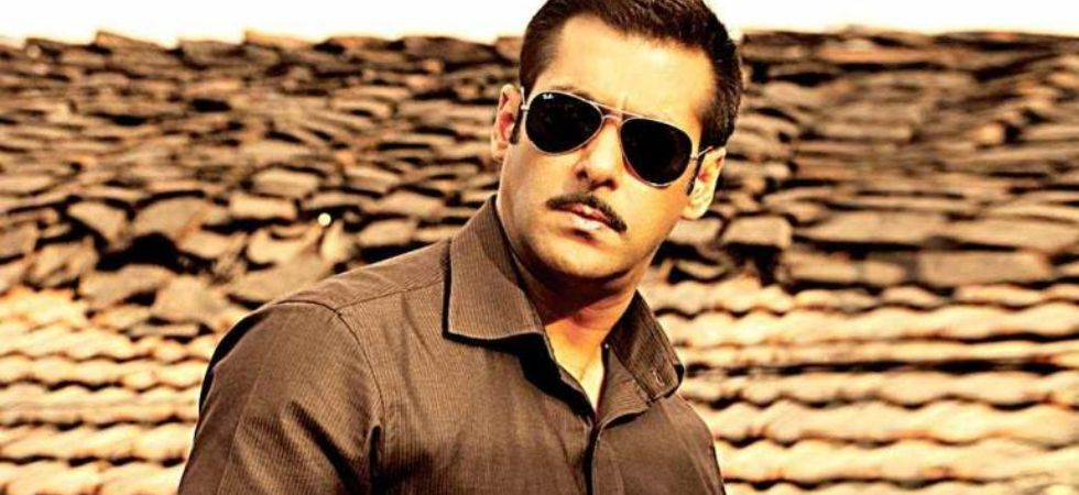 Salman to launch Mahesh Manjrekar's daughter in 'Dabangg 3' (file photo)