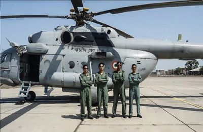 Selected as flying officer in IAF, village woman motivating youngsters in J&K