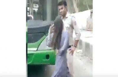 In DTC bus, girl dance to 'teri aakhya ka yo kajal' for TikTok video, 3 suspended