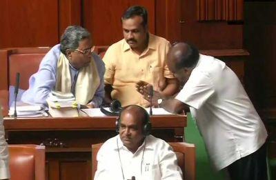 Karnataka Floor Test: No trust vote today as House adjourned, BJP threatens to sit on dharna