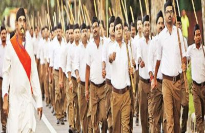 Bihar Police's letter seeking information on RSS functionaries sparks massive controversy