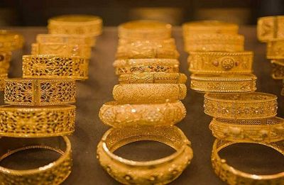 Gold prices hit record high nearing Rs 36,000 mark, silver jumps Rs 935