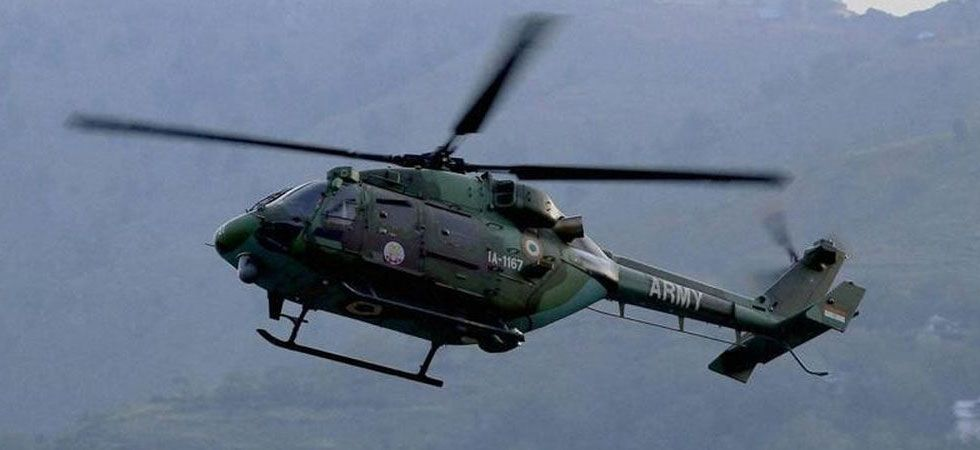Two more choppers landed on the playground to rescue the stranded passengers of the helicopter. (Representational Image)