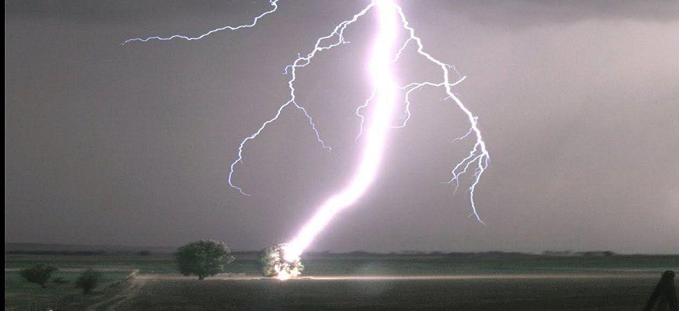 Lightning strikes Dhanpur village in Bihar's Nawada (Representational Image)