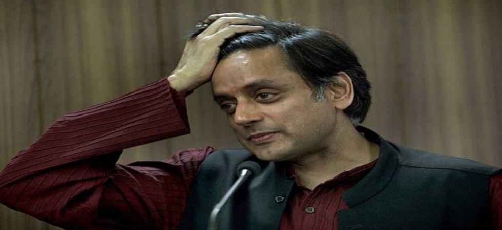 Congress MP from Thiruvananthapuram Shashi Tharoor