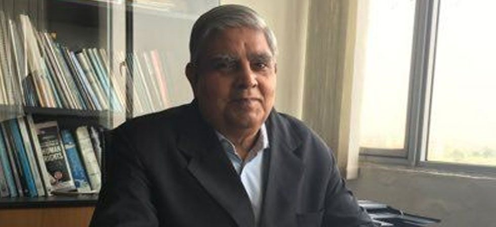 Dhankhar is a noted lawyer and former Lok Sabha MP from Jhunjhunu, Rajasthan.