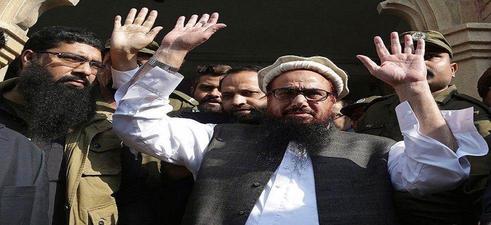 Saeed, a UN-designated terrorist was arrested on Wednesday—the seventh times since December 2001. (Photo: PTI)