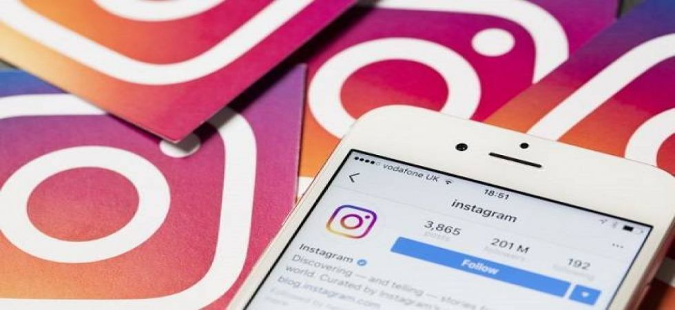 There is some research to suggest Instagram can negatively affect the mental health of young people who use it. (File photo)