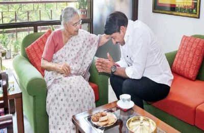 VIDEO | 'Sheila Dikshit ji asked me...': Manoj Tiwari remembers his last meeting with ex-Delhi CM