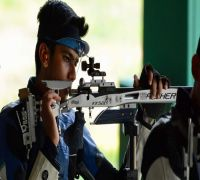 ISSF Junior Shooting World Cup: Aishwarya Pratap Singh wins gold, creates world record