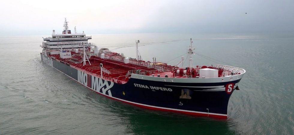 UK-flagged seized tanker (Representational Image)