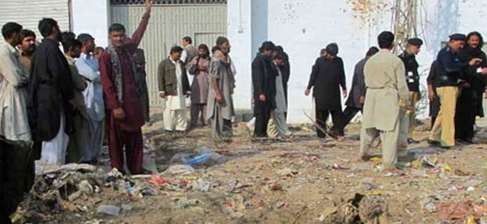 At least nine persons, including six policemen, were killed and around 40 others injured in the terror attack.