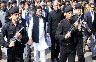 Modi government to withdraw Akhilesh Yadav's 'black cat' security cover