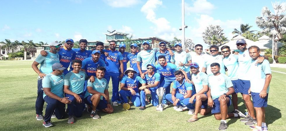 India A claim 4-1 series win over WI A with 8-wicket win in final ODI (Twitter)