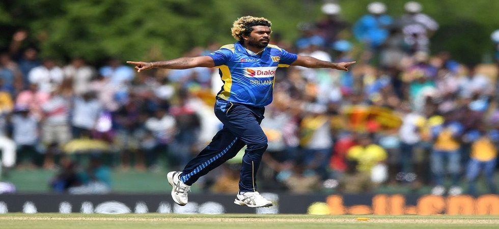 Sri Lanka's Malinga to quit ODIs after first Bangladesh match (file photo)