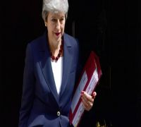 Outgoing PM Theresa May to chair emergency session on Britain's seized tanker today