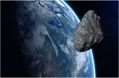 DANGER! A 390ft asteroid along with 2 giant space rocks may hit Earth TOMORROW evening