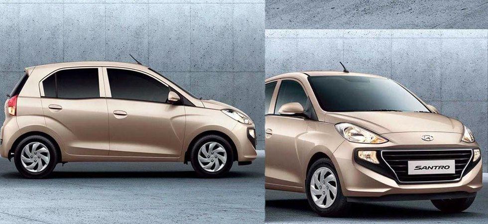 Hyundai Santro (File Photo)