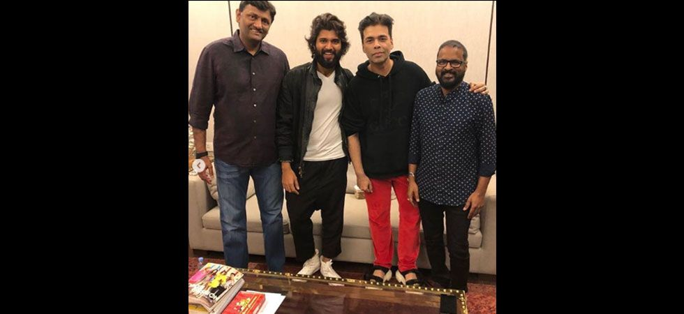 Karan Johar to produce Hindi remake of  'Dear Comrade'.