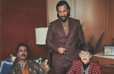 Sacred Games 2: Saif Ali Khan , Nawazuddin Siddiqui, Kalki Koechlin reveal much about plot and their characters