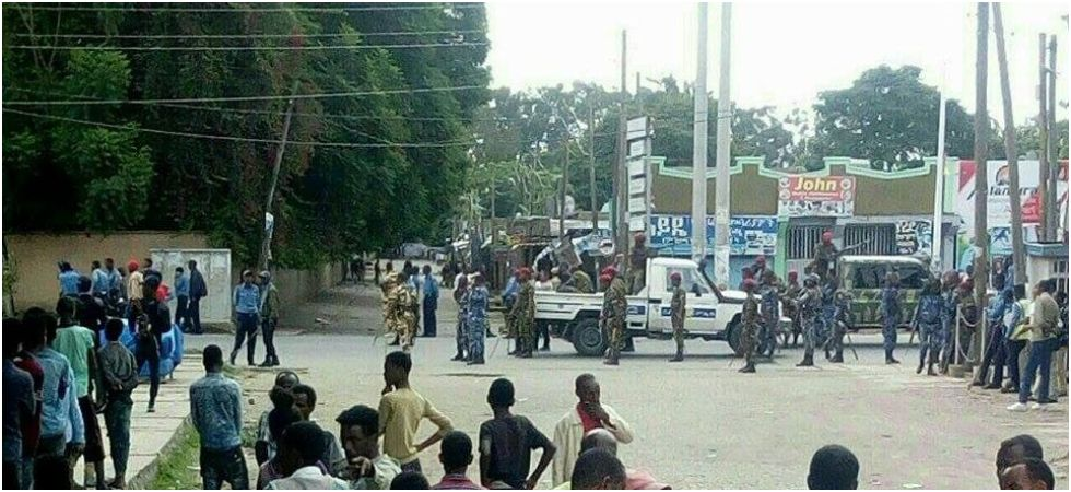 Southern Ethiopia unrest (Photo Credit: Twitter)