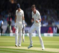 Irish cricketer Boyd Rankin achieved THIS feat against England