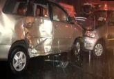 Mumbai Rains: 8 injured in Andheri due to car clash, waterlogging and traffic snarl disrupt normal life