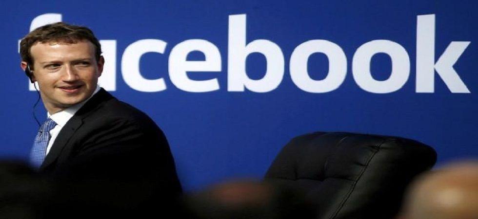 Facebook's CEO Mark Zuckerberg (File)