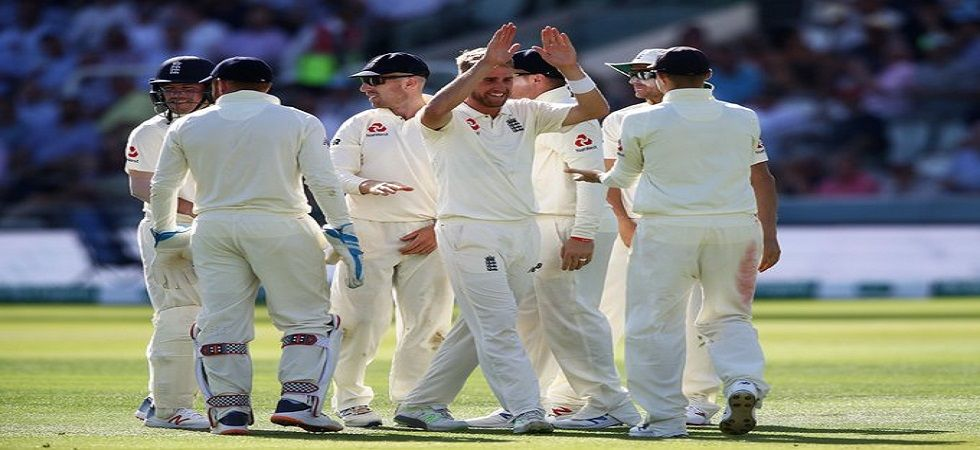 Tim Murtagh's maiden five-wicket haul helped Ireland bowl out England for 85 in the Lord's Test. (Image credit: Twitter)