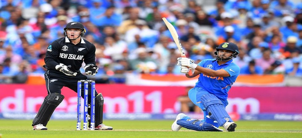 Rishabh Pant put in some solid displays in the number four slot during the ICC Cricket World Cup 2019 but India were knocked out in the semi-final. (Image credit: Getty Images)